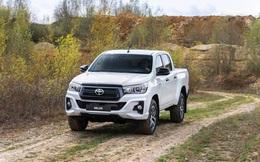 Toyota triệu hồi loạt xe bán tải Hilux tại Việt Nam