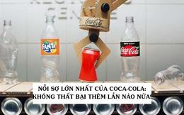 Vì sao Coca Cola sợ công ty sẽ không bao giờ thất bại nữa, phải trao thưởng cho những dự án thua toàn tập?