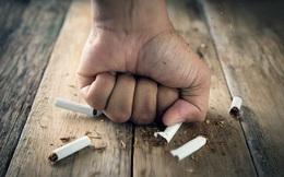 Cứ 2 người hút thuốc lá lại có 1 người tử vong, bỏ ngay đi trước khi mọi chuyện tồi tệ hơn!