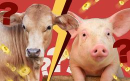 """Cập nhật giá lợn - bò giữa """"tâm bão"""", nhiều bà nội trợ: """"Với giá lợn phi mã như vậy, mua thịt bò chắc ăn... sướng hơn"""""""
