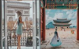 Quanh năm chỉ việc đi du lịch khắp nơi, nữ travel blogger vẫn kiếm tiền tỷ, lọt top những người có sức ảnh hưởng trên Instagram