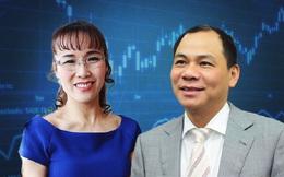 10 người giàu nhất sàn chứng khoán 2019: Hai tỷ phú Phạm Nhật Vượng và Nguyễn Thị Phương Thảo tiếp tục dẫn đầu