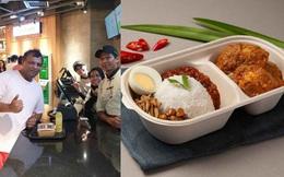 AirAsia mở nhà hàng dưới mặt đất chuyên phục vụ đồ ăn trên máy bay, mục tiêu mở 100 cơ sở trên toàn thế giới