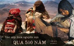 Được chọn hiến tế cho Thần Mặt Trời, 500 năm sau thiếu nữ người Inca trở thành một trong những xác ướp nổi tiếng nhất thế giới
