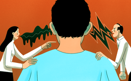 Gia đình tan vỡ, hàn gắn vết thương lòng của bố mẹ không phải trách nhiệm con trẻ phải làm