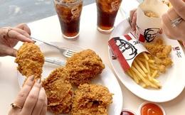 KFC đang từng bước 'nuốt chửng' thị trường gà rán toàn cầu