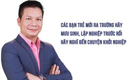 Shark Hưng: Khởi nghiệp không phải lựa chọn duy nhất, nếu ai cũng làm chủ thì lấy ai làm thuê!