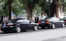 Từ tháng này, Bộ trưởng chỉ được đi xe công giá đến 1,1 tỷ