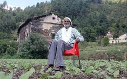"""Dành cả thanh xuân để trồng 5 triệu cây xanh cho quê hương, """"Người cây"""" Ấn Độ vừa qua đời ở tuổi 96"""