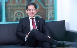 """Sếp tổng người Việt đầu tiên của HSBC VN: """"Thuở mới ra trường tôi chỉ muốn làm giàu, làm sao về hưu càng sớm càng tốt vì muốn hưởng thụ…"""""""