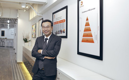 Lợi nhuận tăng 40%, Digiworld được chọn là cổ phiếu tốt nhất ngành công nghệ