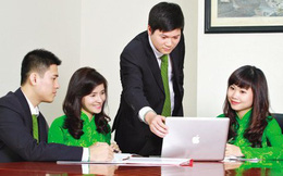 Mỗi nhân viên Vietcombank bình quân đem về 1,08 tỷ đồng lợi nhuận, gấp 3 lần BIDV, gấp 4 lần Vietinbank