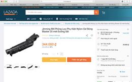 """Sở Công thương TP.HCM: """"Cần làm rõ mặt hàng bán trên Lazada có vi phạm pháp luật Việt Nam hay không"""""""