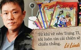 """Họa sĩ Lê Linh chia sẻ sau khi thắng kiện vụ """"Thần đồng đất Việt"""": Tôi không thấy vui, chỉ thấy nhẹ lòng"""