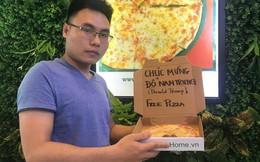 """[Góc nhanh trí] Tặng 1.000 bánh pizza 0 đồng dành cho """"bản sao"""" Donald Trump và Kim Jong Un, nhân dịp hội nghị thượng đỉnh Mỹ - Triều sắp diễn ra"""