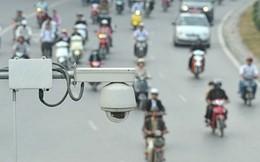 Sẽ lắp đặt camera để xử lý vi phạm giao thông trên địa bàn cả nước