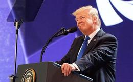 3 câu chuyện về Tổng thống Donald Trump và chiếc phông nền màu tím ở hội nghị thượng đỉnh Đà Nẵng