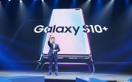 Bộ ba Galaxy S10 chính thức ra mắt ở Việt Nam: giá khởi điểm từ 16 triệu , cao nhất 34 triệu