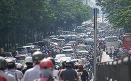 """Đề án cấm xe máy vào trung tâm TP.HCM: Ô tô mới là """"thủ phạm""""?"""