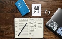 """Vị luật sư tổ chức lại toàn bộ cuộc sống với một hệ thống """"tất cả trong một"""", đánh bại mọi ứng dụng về năng suất, chỉ với thứ đơn sơ này: Sổ tay ghi chép"""