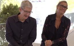 Sếp nữ duy nhất được trả lương cao gần gấp đôi Tim Cook tại Apple tuyên bố rời công ty