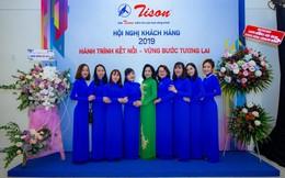 Sơn Tison khẳng định chất lượng thương hiệu bao phủ cả nước
