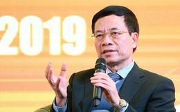 """Bộ trưởng Bộ TT&TT Nguyễn Mạnh Hùng: """"Chuyển đổi số là xu thế toàn cầu không thể đảo ngược"""""""
