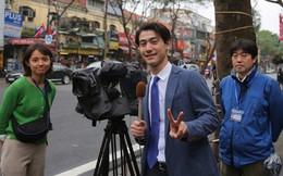 Dàn phóng viên Hàn Quốc và Nhật Bản bỗng dưng nổi tiếng trên mạng xã hội khi tác nghiệp tại hội nghị thượng đỉnh Mỹ - Triều