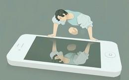 9 bức tranh khắc họa khoảng tối của cuộc sống hiện đại: Nếu không tự thoát khỏi những vòng trùng lặp, bạn đang tự biến mình thành cái máy