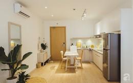 Căn hộ 63m² đẹp hút hồn nhờ thiết kế theo phong cách Nhật của chàng trai độc thân ở Sài Gòn