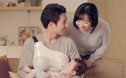 Cứu tinh của các bà mẹ đây rồi: Nhật chế tạo thiết bị khiến các ông bố có thể cho con bú