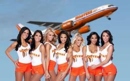 """Giá vé rẻ, tiếp viên """"mát mẻ"""": Hãng hàng không Hooters Air """"ngã chổng vó"""" sau 3 năm với khoản lỗ 40 triệu USD!"""