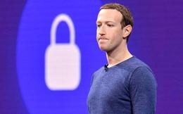 """Facebook lại """"xóa nhầm"""" các bài viết của của Mark Zuckerberg"""