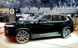 VinFast trình làng mẫu SUV Lux phiên bản đặc biệt tại Geneva Motor Show