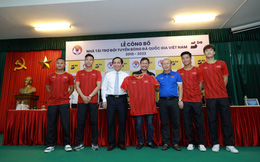"""Ứng dụng gọi xe """"be"""" ký hợp đồng 3 năm với VFF tài trợ đội tuyển bóng đá quốc gia Việt Nam"""