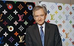 Ông trùm hàng hiệu giàu nhất châu Âu Bernard Arnault vừa vượt mặt Warren Buffett trở thành tỷ phú giàu thứ 3 thế giới