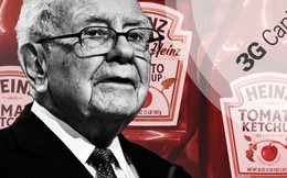 """Kraft Heinz đã khiến nhà đầu tư huyền thoại Warren Buffett """"mất mặt"""" như thế nào?"""