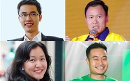 Chân dung CEO các ứng dụng gọi xe tại Việt Nam