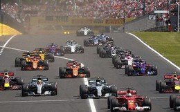 Mở bán vé giải đua F1 tại Việt Nam Grand Prix 2020: Giá rẻ bất ngờ!