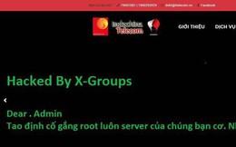 [Cập nhật] Vừa ra mắt được vài tiếng, website của nhà mạng ITelecom đã bị hack
