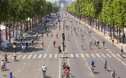 Hàng loạt thành phố lớn trên thế giới đang thực hiện những bước đi táo bạo để cấm ô tô