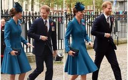 Hóa ra đằng sau một loạt khoảnh khắc Công nương Kate cười đùa vui vẻ với em chồng Harry khi không có mặt Meghan lại ẩn chứa lý do sâu xa bất ngờ này