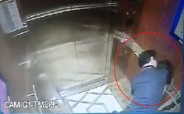 Người đàn ông cưỡng hôn, sàm sỡ bé gái trong thang máy chung cư đã rời khỏi Sài Gòn