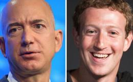 5 đặc điểm tách biệt những người giàu có nhất thế giới như Jeff Bezos và Mark Zuckerberg khỏi số đông còn lại