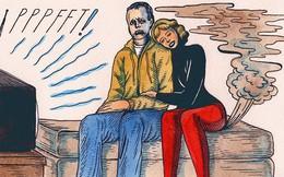 Nghiên cứu của Đại học tại Anh: Ngửi mùi trung tiện của người yêu có thể khiến bạn sống lâu hơn