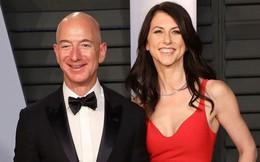 Vợ tỷ phú Jeff Bezos được chia 36 tỷ USD, không đòi quyền kiểm soát Amazon sau ly hôn