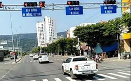 Đoàn xe vượt đèn đỏ ở Đà Nẵng là xe Công ty CP Tập đoàn Trung Nguyên