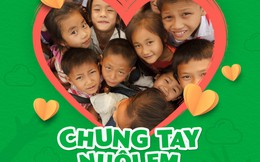 Grab và dự án Nuôi Em mang đến 117.000 bữa ăn cho trẻ em nghèo vùng cao Tây Bắc