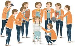 """Càng lớn, chúng ta càng tiết kiệm nói lời yêu với bố mẹ: Ngày 8/3 cũng chỉ vỏn vẹn một dòng """"Chúc mẹ ngày quốc tế phụ nữ vui vẻ""""..."""