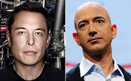 Cuộc đua hàng tỷ đô lên cung trăng giữa Jeff Bezos và Elon Musk: Ai sẽ thắng?